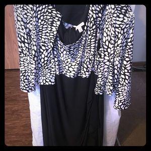 2-Piece Dress w/ Jacket